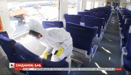 Укрзализныця восстанавливает сообщение сообщение на Прикарпатье