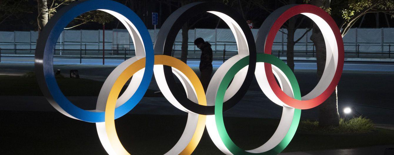 """Украина """"посягает"""" на проведение Олимпийских игр"""