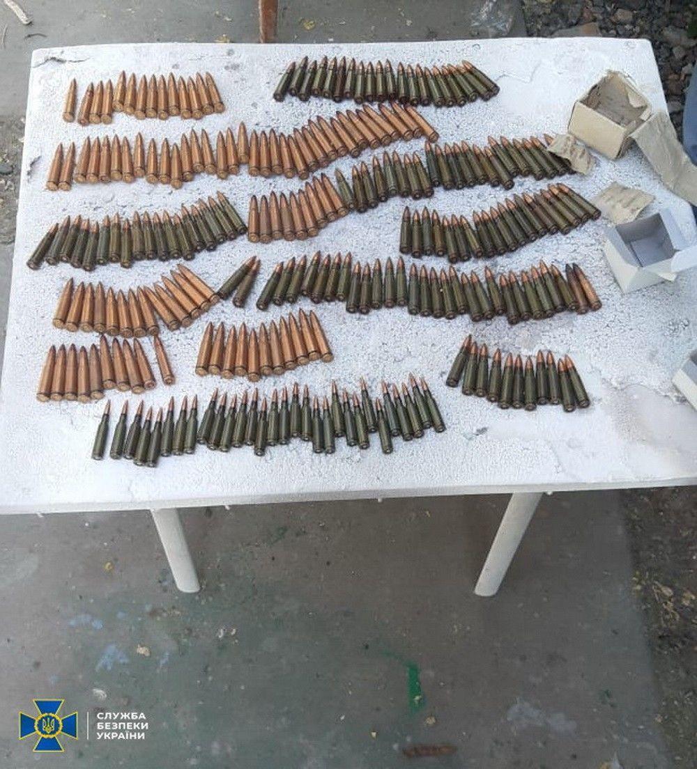 Підпільне виробництво зброї