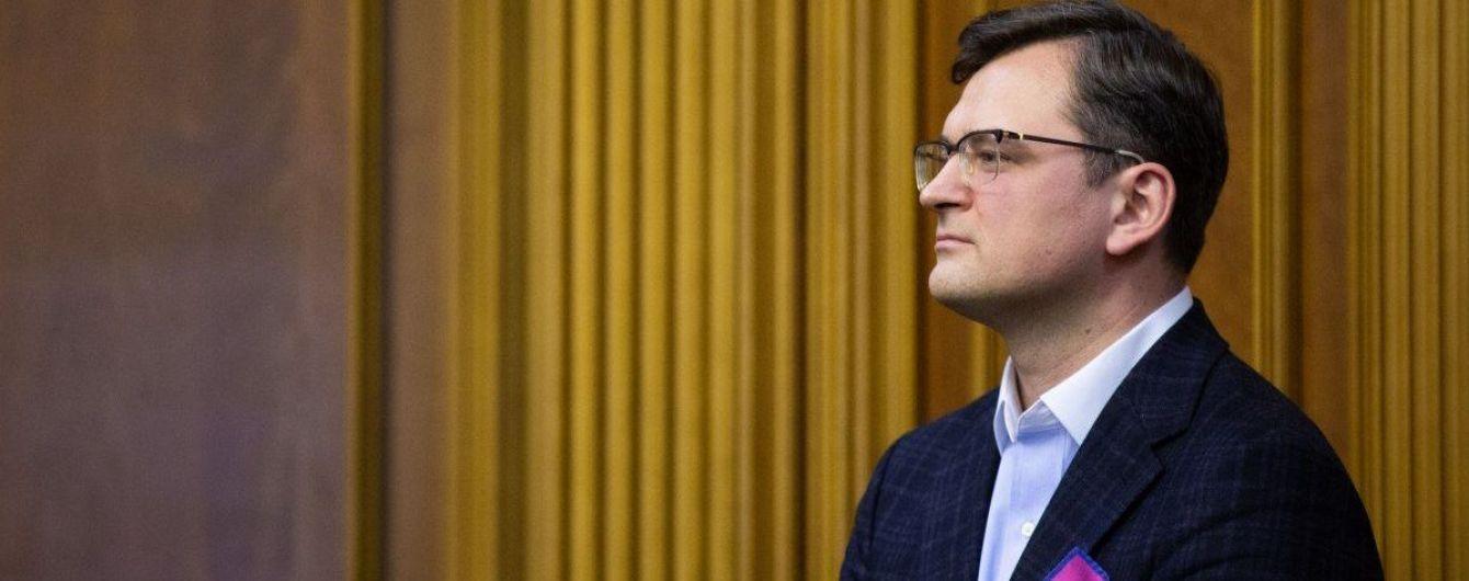 """""""Вопрос изменений в закон об образовании является закрытым"""": Кулеба ответил на заявление венгерского посла"""