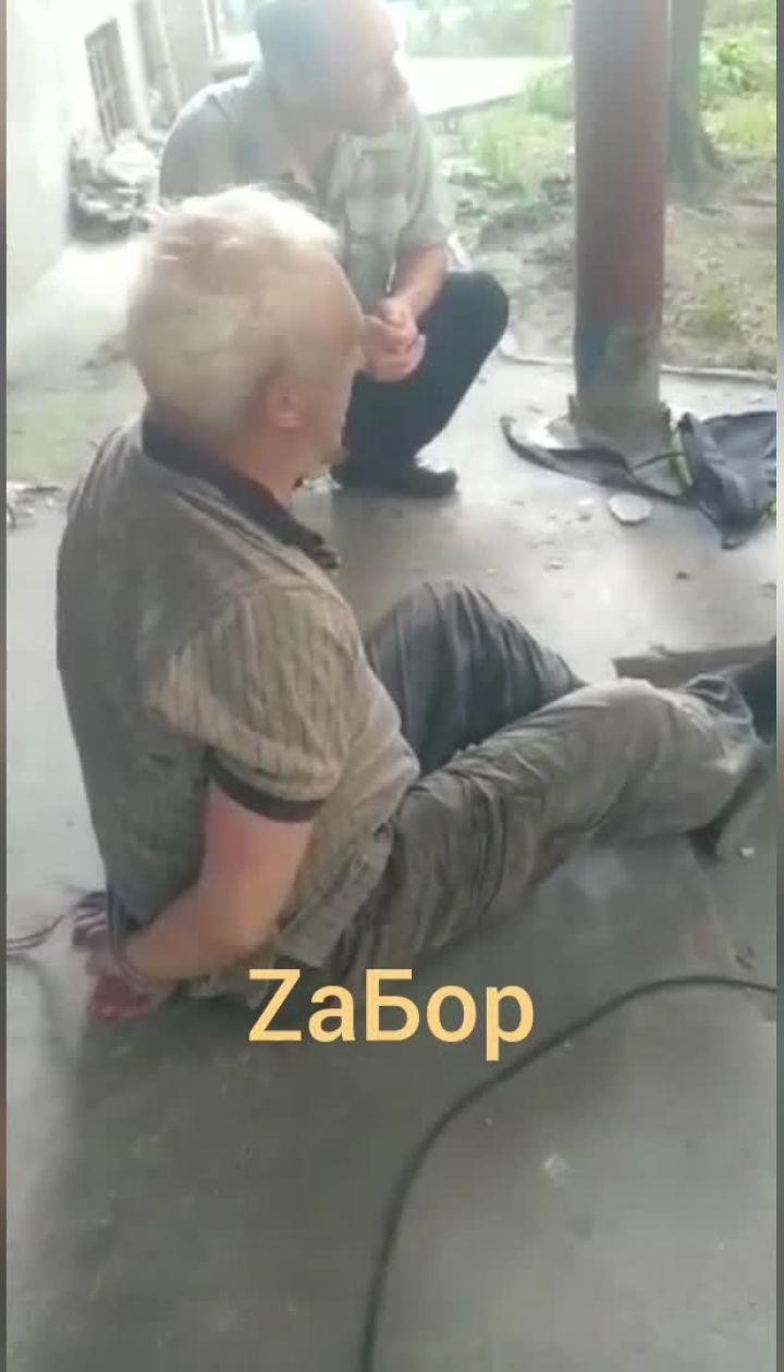 У Запоріжжі чоловік кидався на людей з ножем, протестуючи проти ОСББ