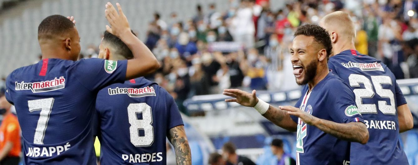 ПСЖ - Лион прогнозы букмекеров: кто считается фаворитом Кубка французской лиги