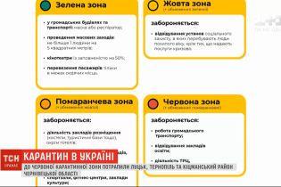 Как делить Украину: в Минздраве определились с перечнем городов и регионов, которые будут входить в четырех карантинных зон.