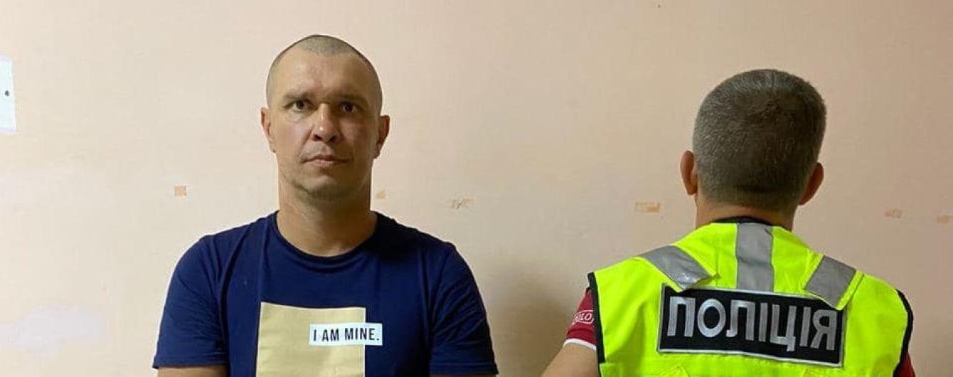 У поліції відкрили нові подробиці про стан нападника на жінку в поїзді з Маріуполя