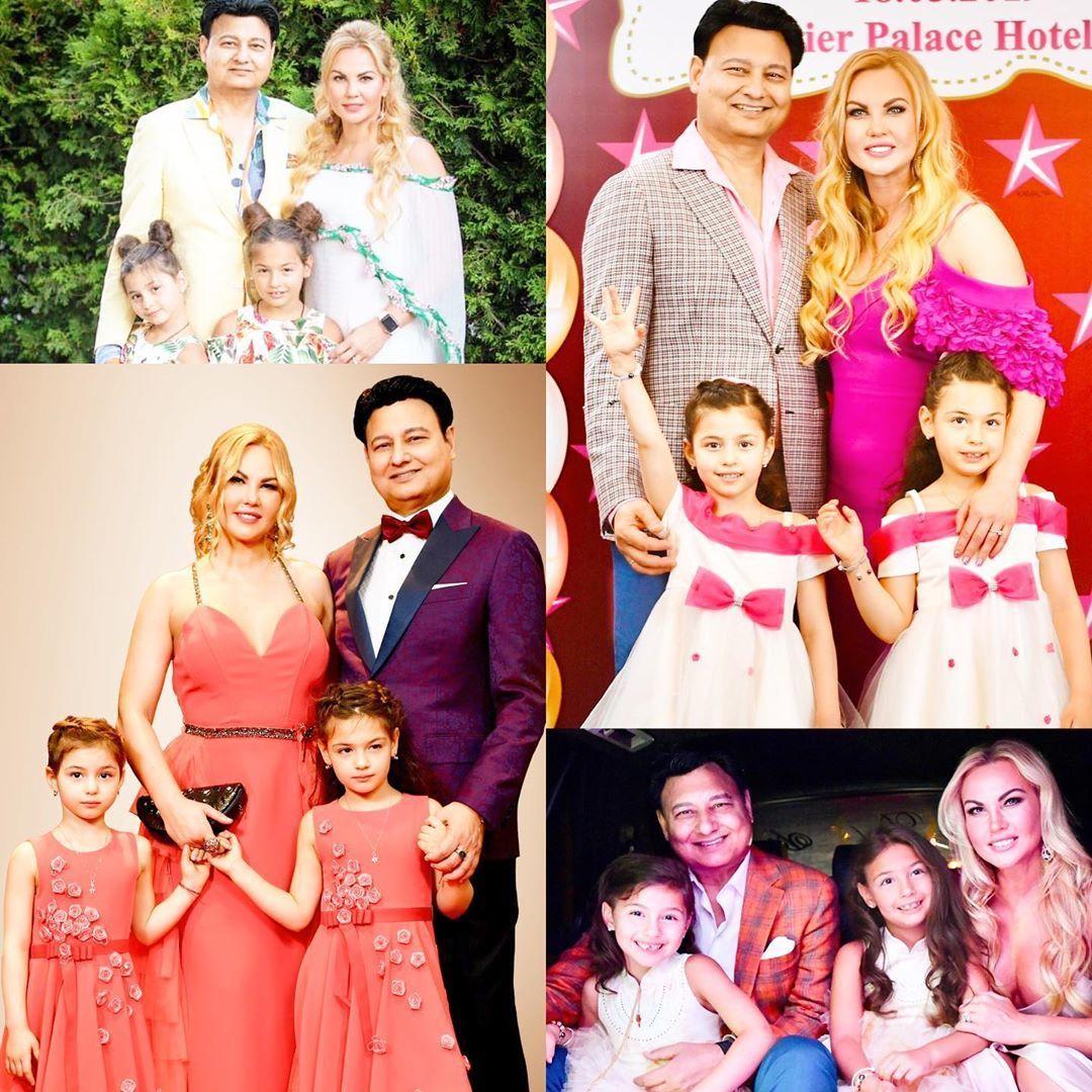 Камалія з чоловіком та дітьми_1