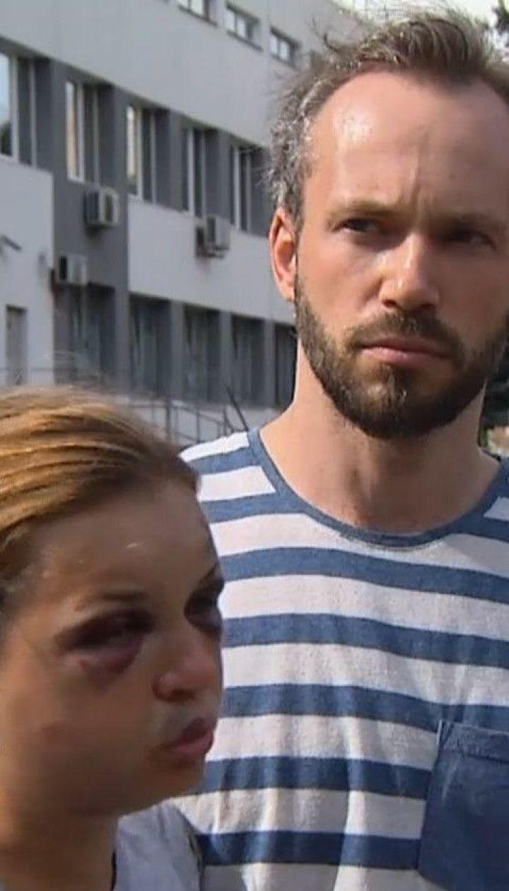Напад у потязі: невідомий чоловік прийшов у купе до жінки з дитиною, бив її та намагався зґвалтувати