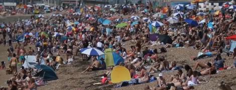 Рекордная жара накрыла Европу: как спасаются люди во время пандемии коронавируса
