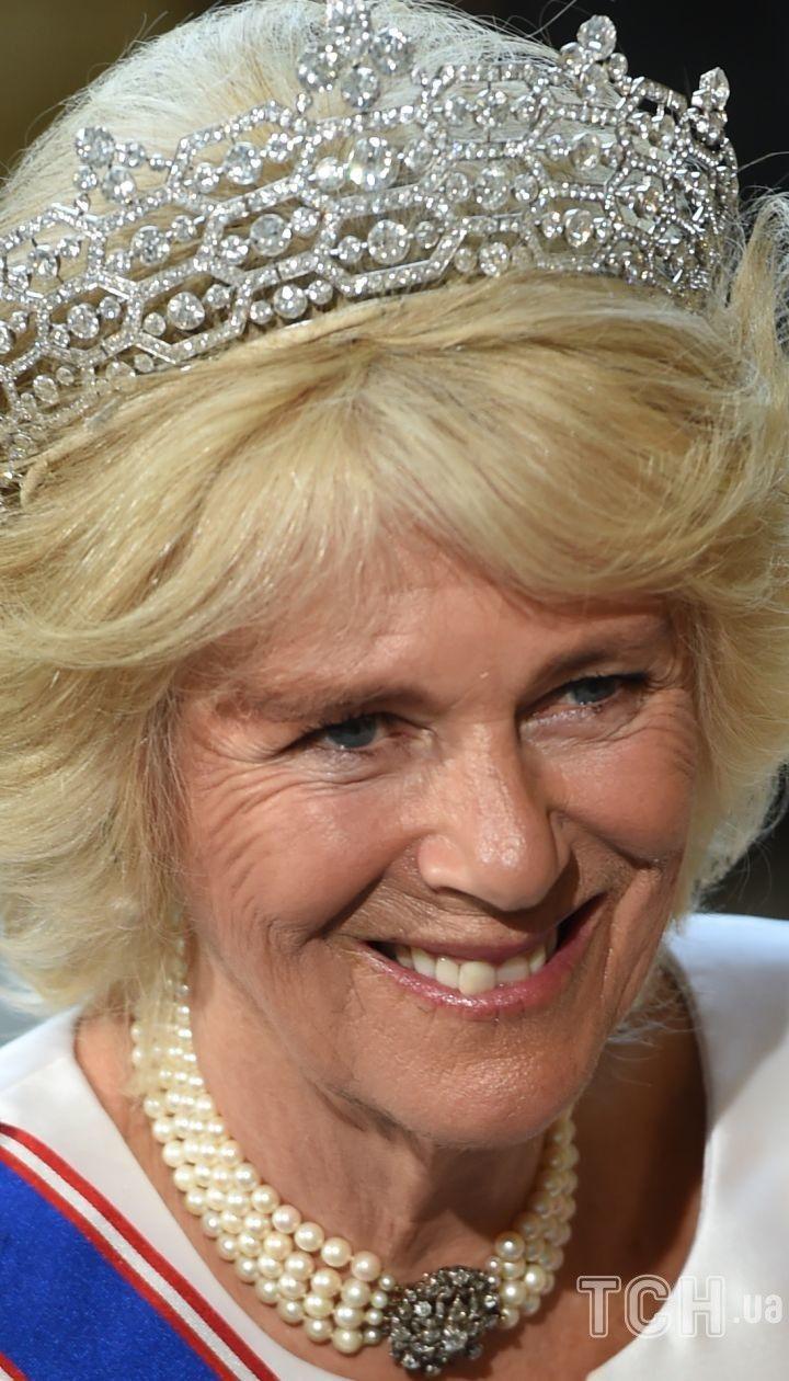 Прикраси герцогині Корнуольської