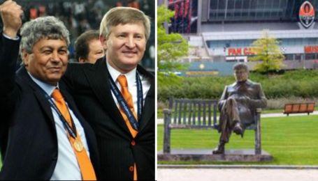 Шахтер сделал памятник Луческу: кому он теперь нужен
