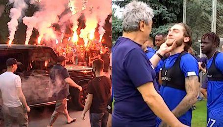 Ультрас против Луческу и Суркиса: война фанов и Динамо