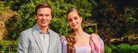 Дмитро Комаров разом з молодою дружиною поганяли на квадроциклах за містом