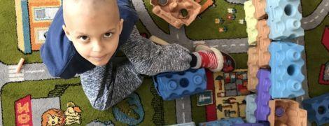 Злокачественная опухоль ставит под угрозу жизнь Ярославчика