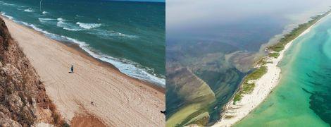 Мальовнича Санжійка та дикий Джарилгач: топ-5 місць для морського відпочинку