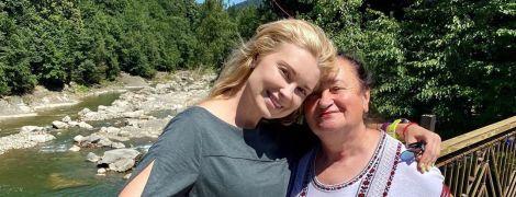 Лідія Таран показала свою маму і розповіла, чого їй вартувало вивезти її на відпочинок
