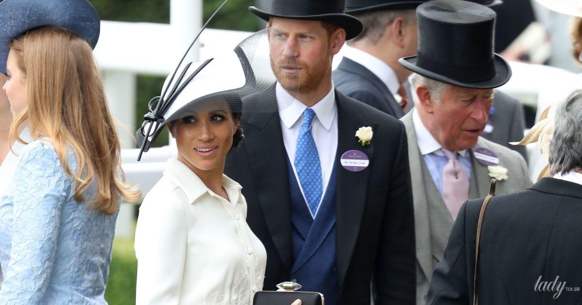 Жодних візитів: герцогиня Меган проти зустрічі принца Гаррі з хворим на коронавірус батьком Чарльзом
