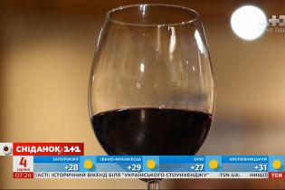 Чим корисне та чим шкідливе вино