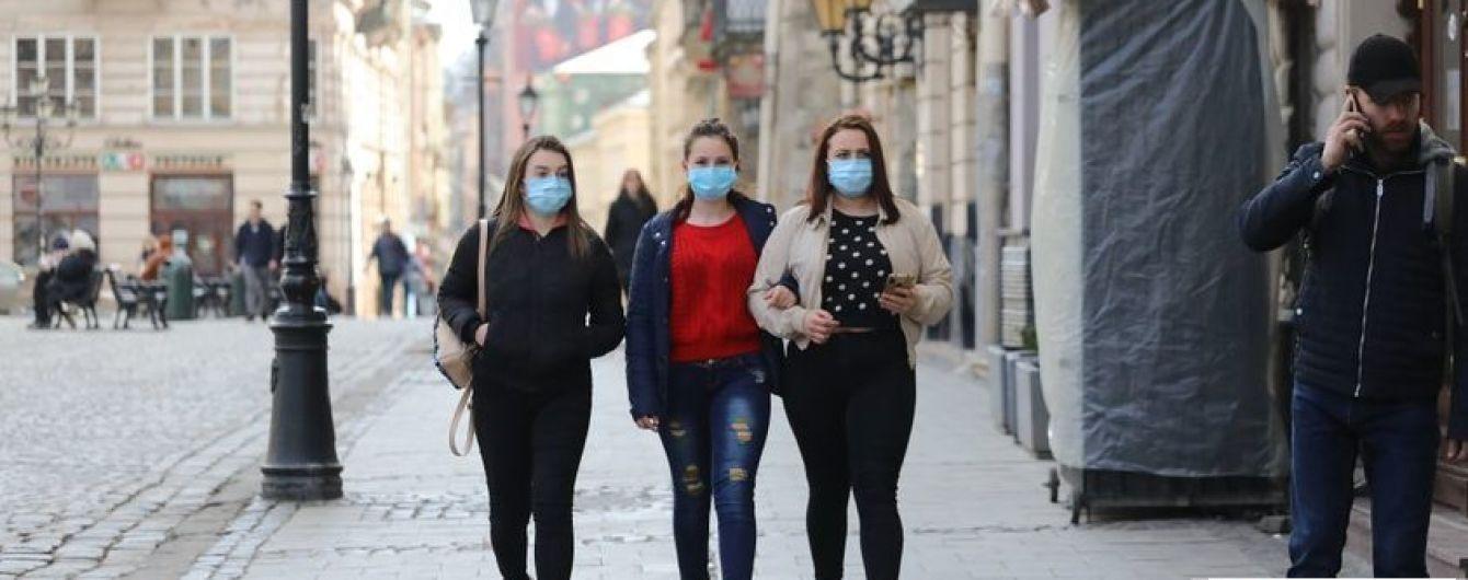 Стало відомо, чи введуть у Львові нові карантинні обмеження