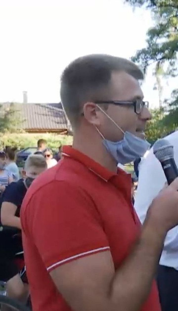 Протест під поліцією: мешканці Сум обурені знущанням підлітків над шестирічним хлопчиком