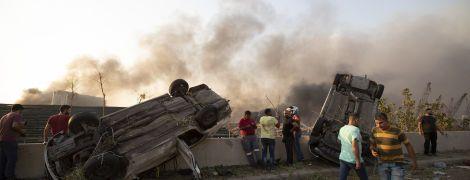 Чудовищный взрыв в Бейруте: аммиачная селитра принадлежала россиянам
