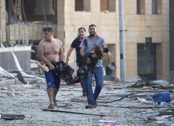 взрыв в Бейруте_11