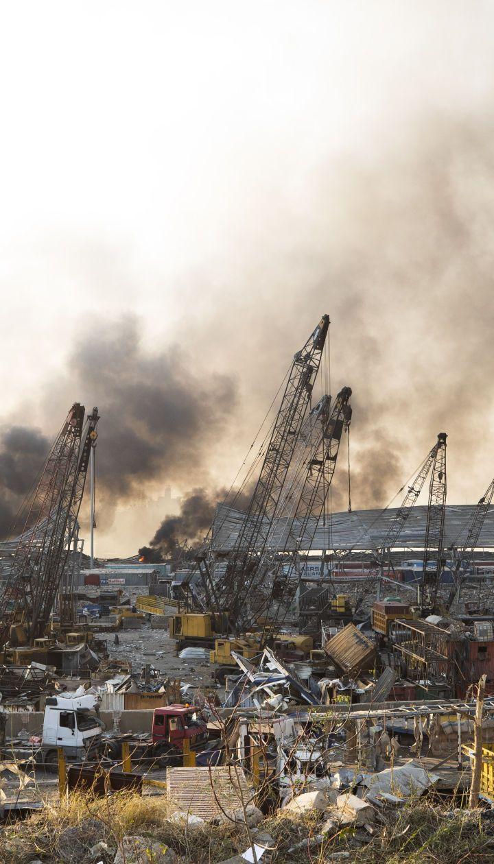В Бейруте возросло количество жертв взрыва