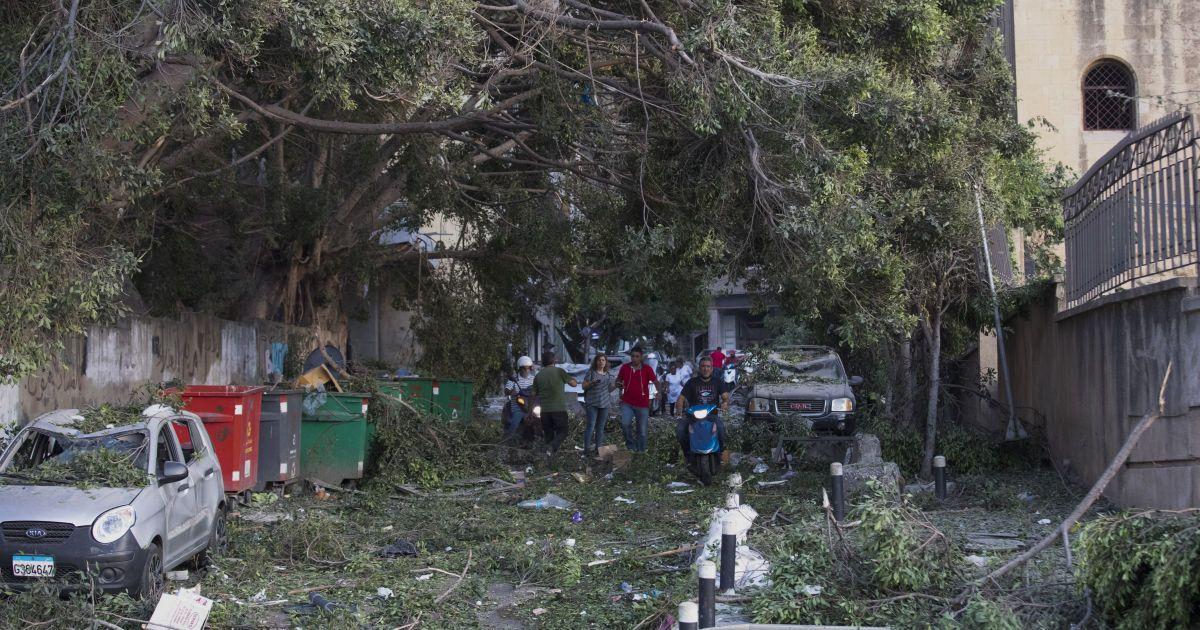 Плавучая бомба разрушила экономику Ливана