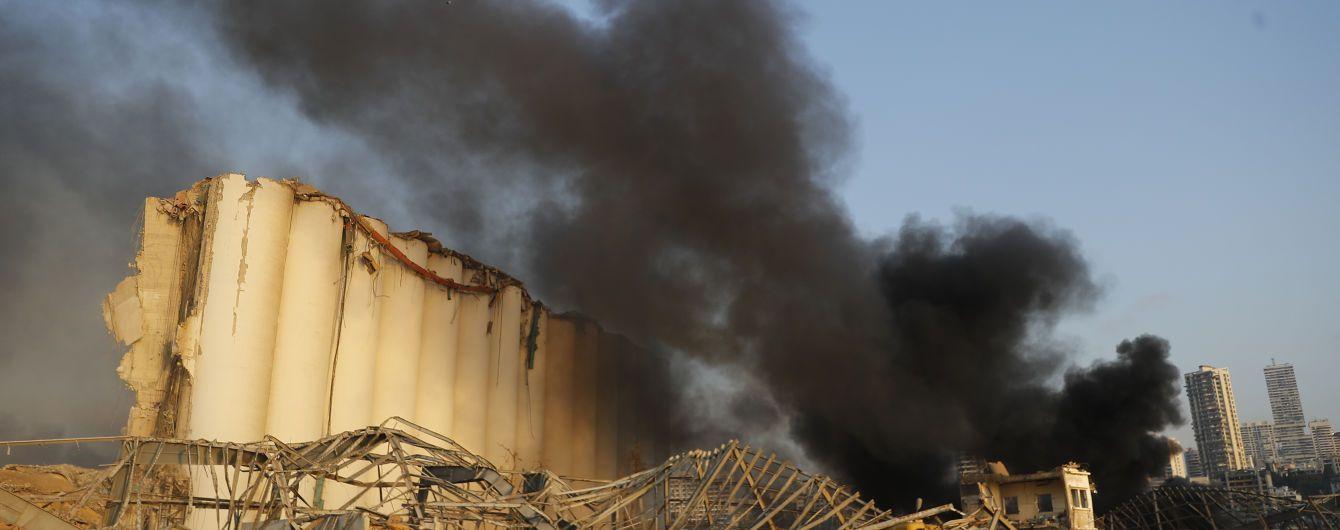 Надпотужний вибух у Бейруті: відомо про щонайменше 73 жертв і 3700 травмованих