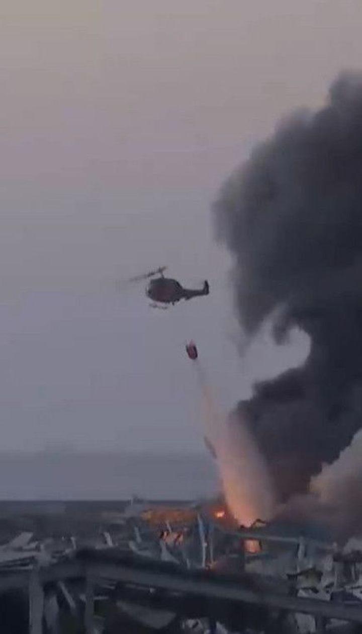 Вибухи у Лівані забрали щонайменше десяток життів