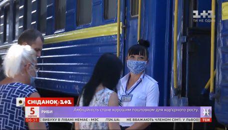Возможно ли разделение женщин и мужчин в путешествиях по железной дороге в Украине