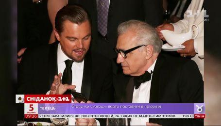 Леонардо Ди Каприо будет снимать сериалы и фильмы