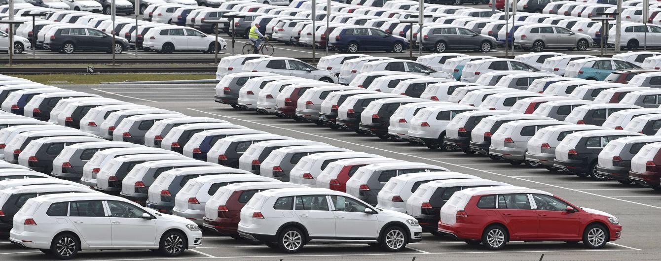 Названы самые популярные подержанные авто возрастом около 10 лет, которые чаще всего выбирают украинцы