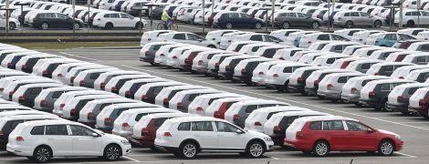 В июле существенно вырос рынок подержанных авто: что покупали украинцы