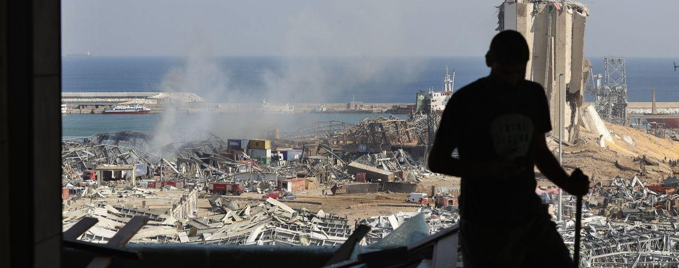 """Злетілі тіла та """"апокаліпсис"""" навколо: що розповідають очевидці страшного вибуху в Бейруті"""
