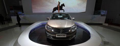 Китайцы вывели на рынок бюджетную версию Skoda Octavia
