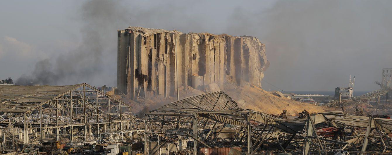 """""""Началось точно из фейерверков"""": эксперты проанализировали видео взрывов в Бейруте и назвали возможные причины"""