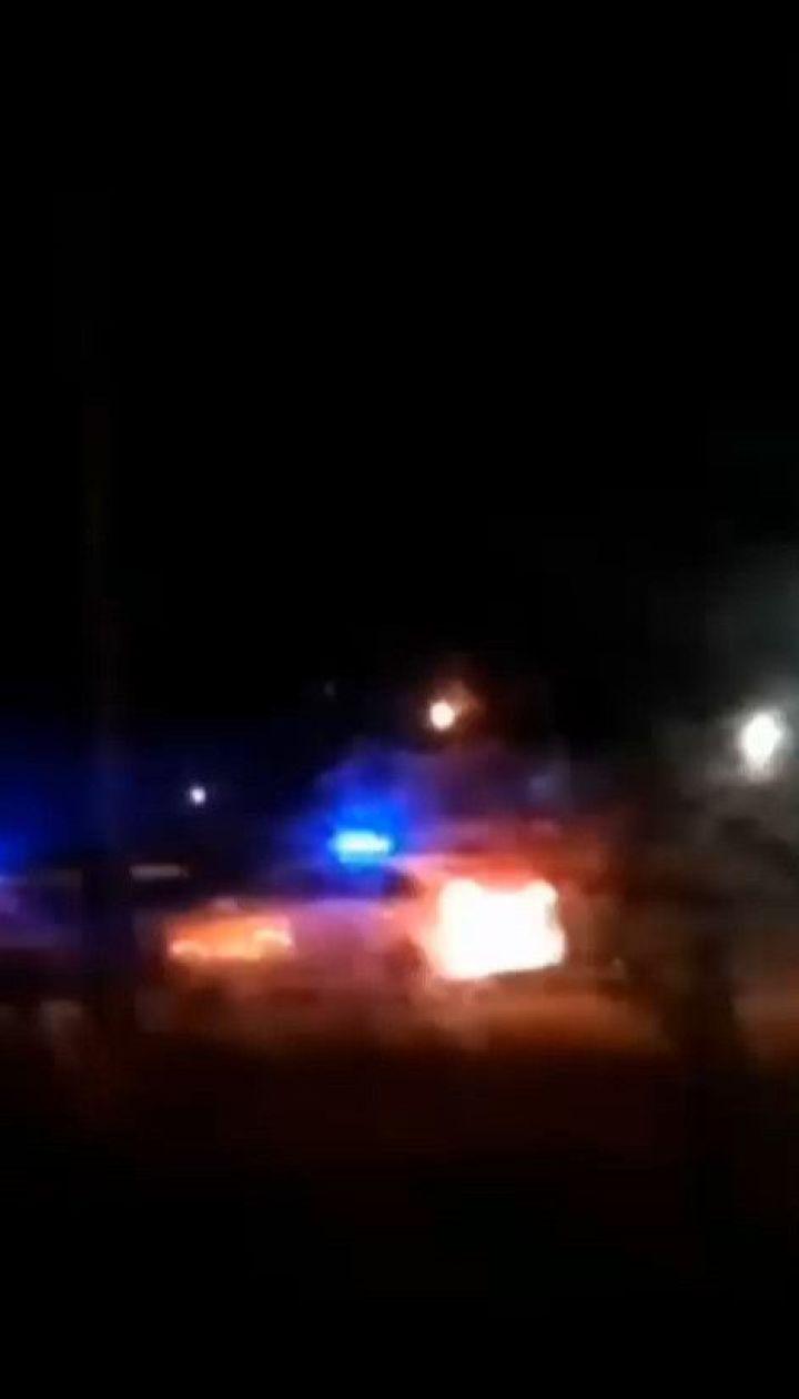 """У Кривому Розі копи зі стріляниною затримували 19-річного водія """"Москвича"""""""