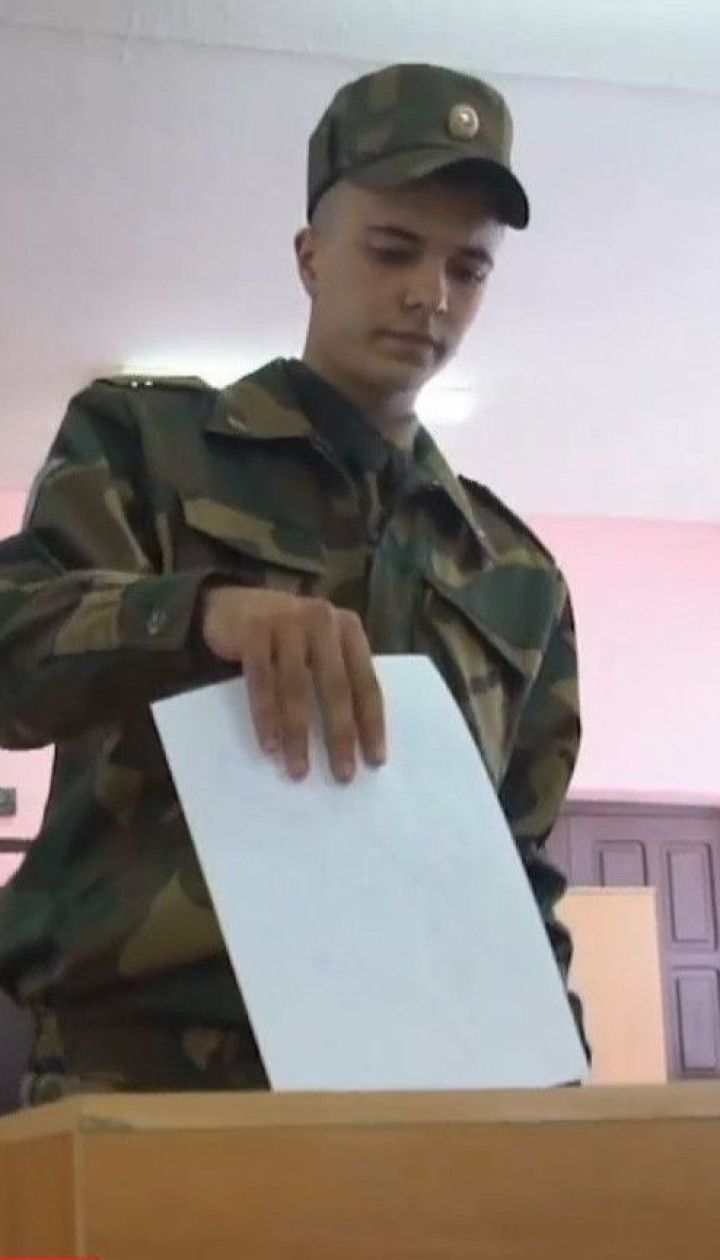 Досрочное голосование началось на президентских выборах в Беларуси