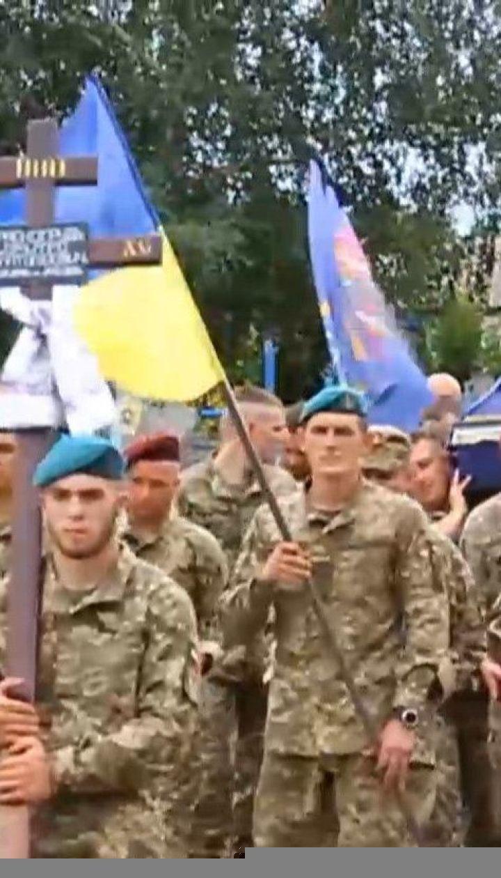 Украинских героев-защитников, погибших у Зайцево, посмертно отметили госнаградами