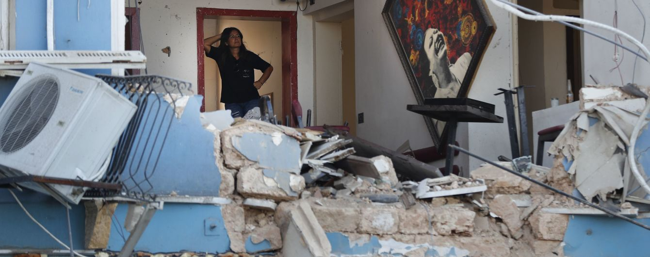 Взрыв в Бейруте: ЮНЕСКО поможет восстановить разрушенные исторические здания