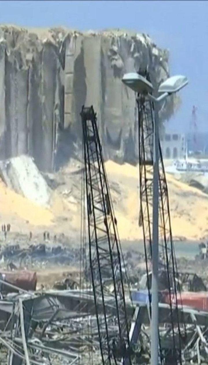 Сила вибуху в Бейруті еквівалентна детонації 1500 тонн тротилу