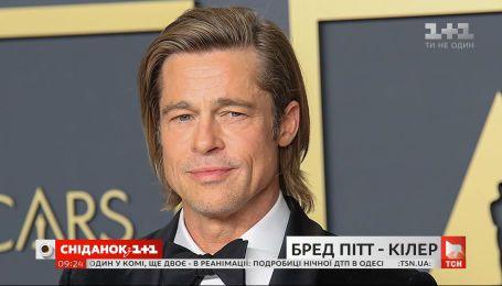 """Брэд Питт – киллер: актер получил роль в боевике """"Скоростной поезд"""""""