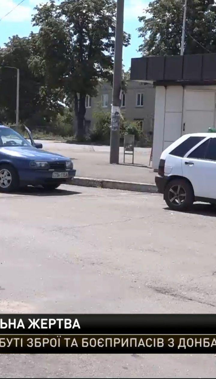 В Волновахе таксист поиздевался над бездомным на автомойке и хвастался преступлением в соцсетях