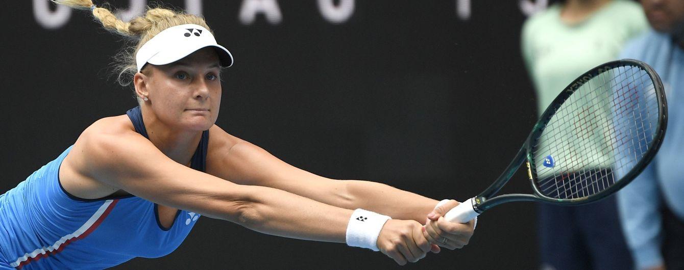 Українка Ястремська вийшла до чвертьфіналу турніру в Палермо (відео)