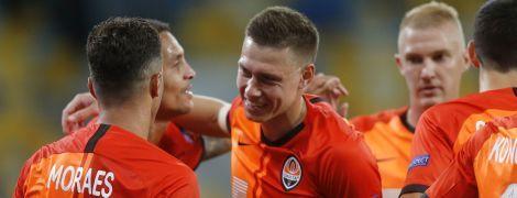 """Визнання від УЄФА: троє футболістів """"Шахтаря"""" потрапили до команди тижня Ліги Європи"""