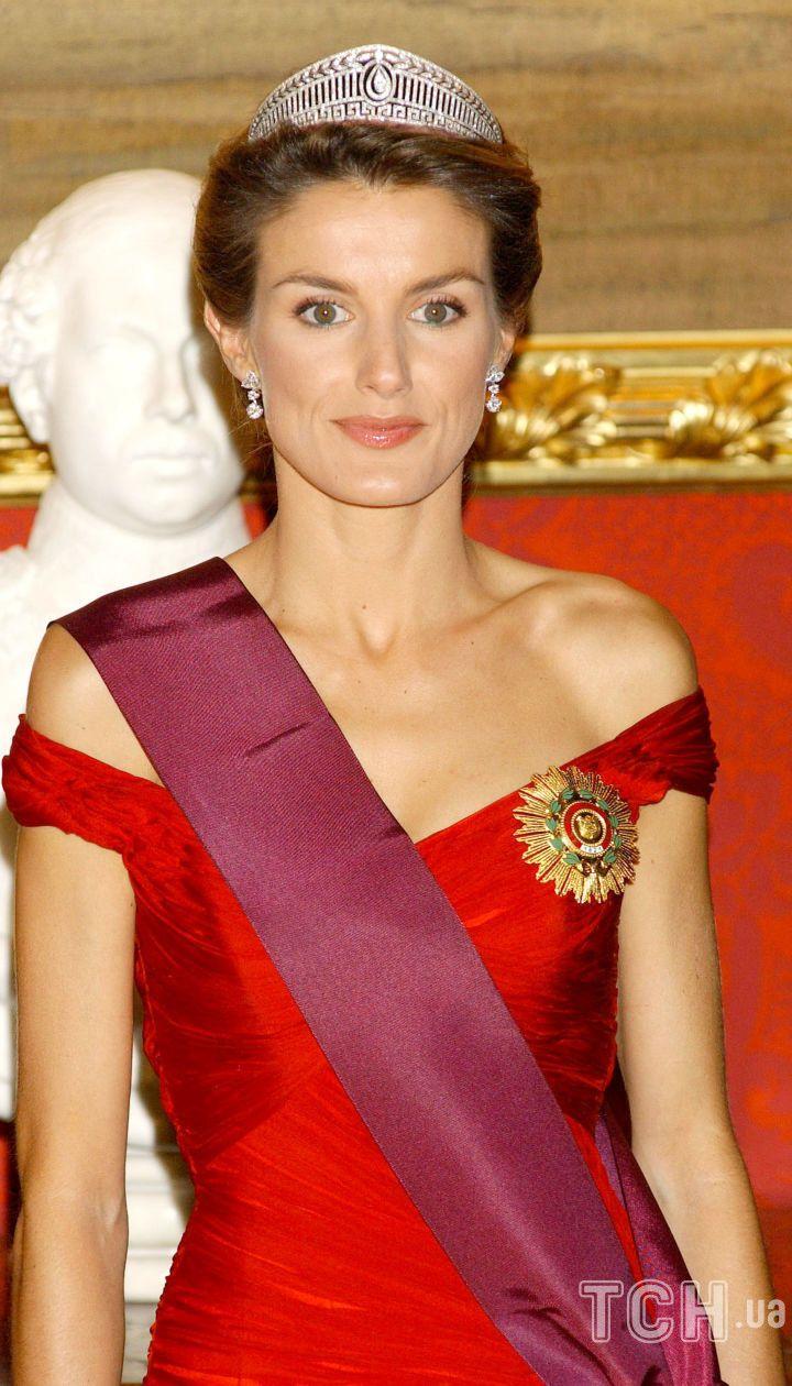 Королева Летиция