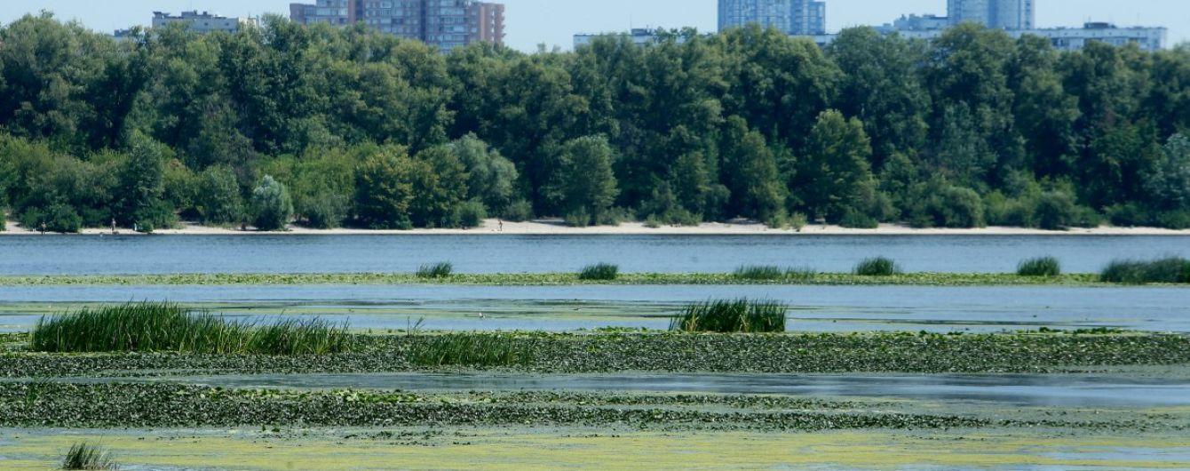 Пити чи не пити: екологи занепокоєні якістю води з Дніпра, яку споживають дві третини українців