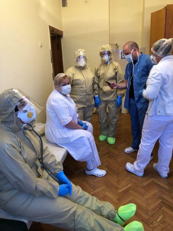 Медики Волинської обласної клінічної лікарні