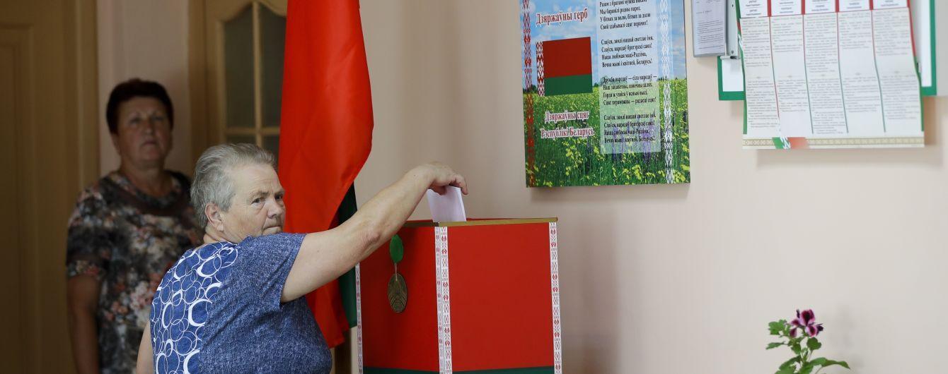 Явка на досрочном голосовании на выборах президента Беларуси меньше 33%