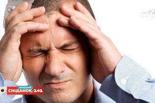 Нестача яких речовин і продуктів провокує головний біль