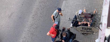 В Минске в день президентских выборов задержали журналистов российского телеканала
